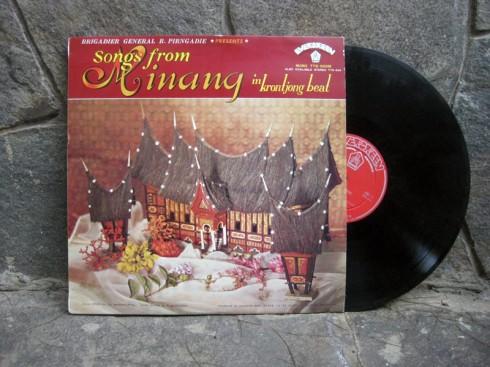 Sold Lp Vinyl Piringan Hitam 8 14 Garasi Opa