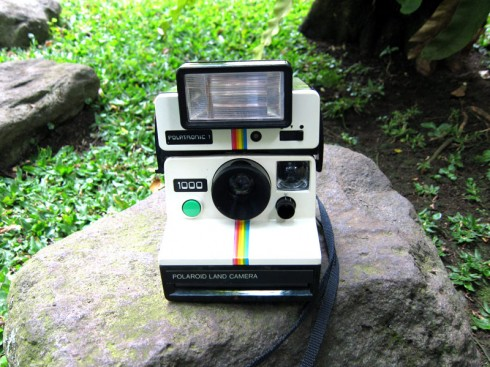 polaroid land camera 1000 manual