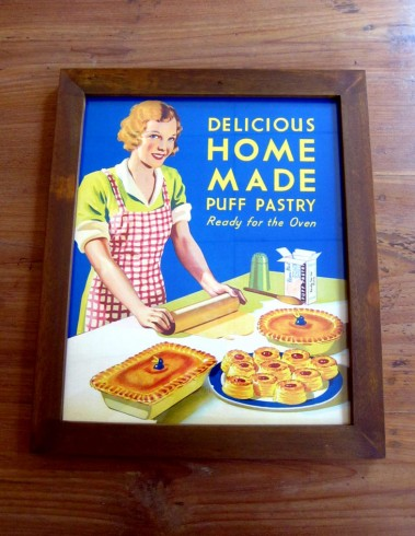 PosterVintagePastry2