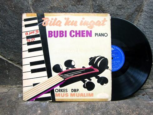Bubi Chen - Bila 'ku Ingat