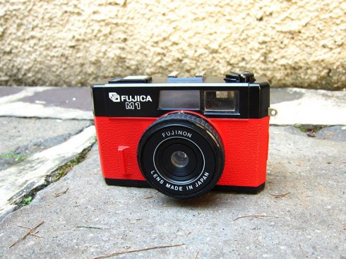 !Kamera-Fujica-M1-Merah-(SOLD)