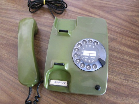 TeleponSiemensHijau3
