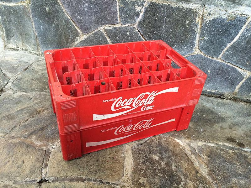 Coca Cola Garasi Opa