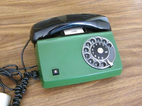 TeleponPutarEricssonHijau1